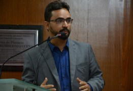 Tibério Limeira cobra maior atenção ao Orçamento Impositivo da Capital e fala em impedimento do prefeito Luciano Cartaxo – VEJA VÍDEO