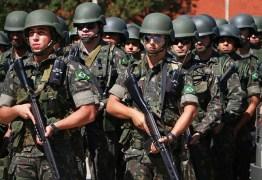 Juízes dispensam tropas federais nas eleições 2018