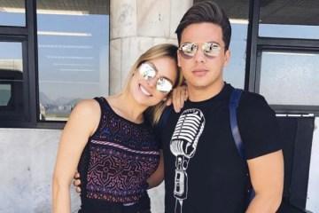 Wesley Safadão anuncia nascimento de Dom, seu segundo filho com Thyane