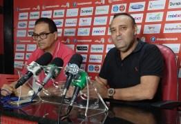 Após mudança na presidência do Campinense, Diá deixa em aberto sua sequência no clube para 2019