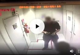 VEJA VÍDEO: Polícia Federal prende casal em flagrante dentro de agência bancária, entenda o caso