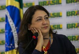 Kátia sugere renúncia a Haddad e substituição por Ciro na disputa contra Bolsonaro