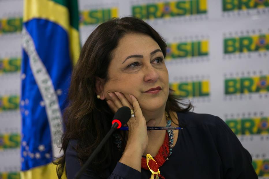 1491942978071 - Kátia sugere renúncia a Haddad e substituição por Ciro na disputa contra Bolsonaro