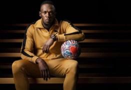 Empresário revela que Usain Bolt recusou contrato de 2 anos com clube