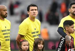 Atlético-PR pode ser multado por manifestação pró-Bolsonaro
