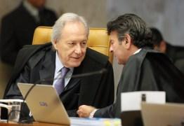 Com críticas a Fux e Toffoli, Lewandowski reafirma autorização para entrevista de Lula