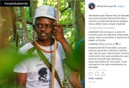 Chico César compõe música para mestre de capoeira morto por discussão política na Bahia