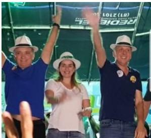 """8865 1 - Galego Souza agradece eleitores, reforça trabalho em prol da Paraíba e fala sobre vitórias de Aguinaldo e Daniella: """"Tão unidos, agora estamos muito mais fortes"""""""