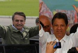 Uma eleição entre o palavrão da direita e o textão da esquerda