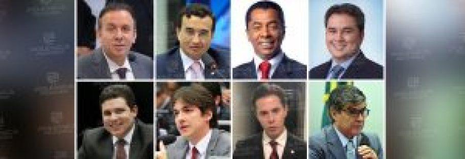 Candidatos à reeleição 300x103 - COMPARATIVO: Saiba quais os candidatos a reeleição para deputado federal que mais cresceram nas redes sociais durante a campanha eleitoral