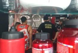OPERAÇÃO JOTUNHEIM: Polícia Federal realiza buscas em academia de musculação de soldado da PM