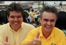 BLOG DO NINJA ANTECIPOU: Ruy Carneiro confirma que passará para Cássio o comando do PSDB na PB