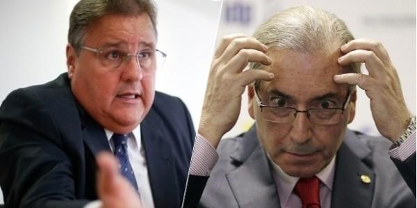 Capturar 8 - MPF denuncia Cunha, Geddel, Alves e mais 15 por fraude de R$ 3 bi na Caixa e no FGTS