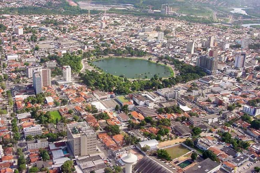 Centro de João Pessoa - João Pessoa foi o primeiro município do Brasil a concluir totalização dos votos