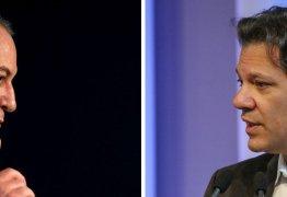 Ciro chama Haddad de 'presidente' em telefonema