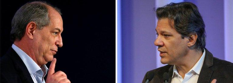 Ciro Haddad 300x107 - Ciro chama Haddad de 'presidente' em telefonema