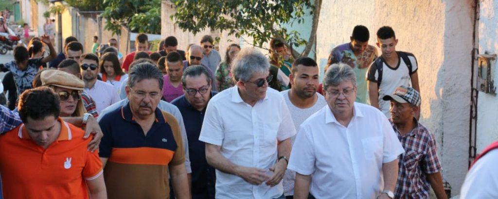 João Azevedo 3 1200x480 1024x410 - João Azevêdo poderá contar com bancada de 22 deputados estaduais