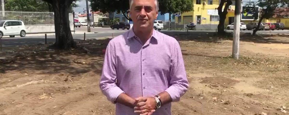 Luciano Cartaxo 1 1200x480 - Luciano Cartaxo entrega pavimentação de acesso ao Centro de Informática da UFPB