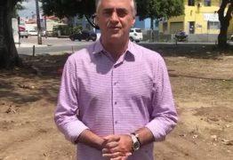 Luciano Cartaxo entrega pavimentação de acesso ao Centro de Informática da UFPB