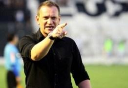 Luciano Silva é anunciado como técnico do Serrano