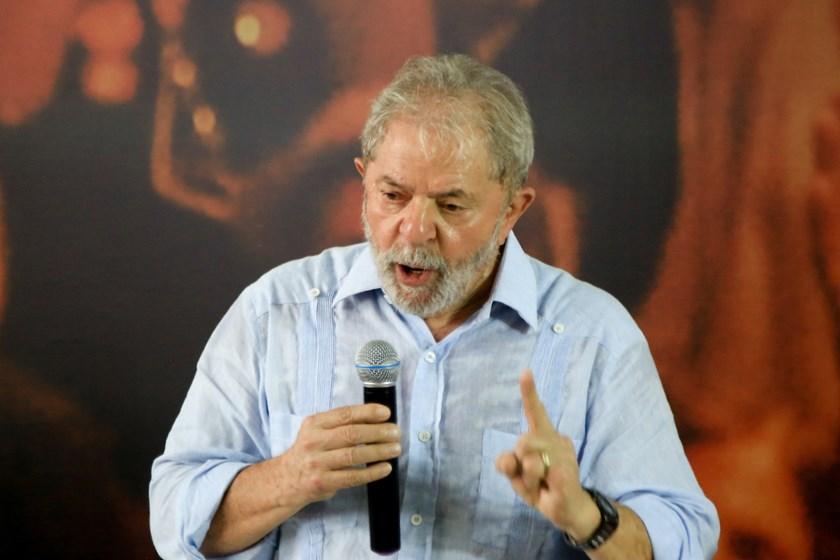 Lula2 - Lula pede ao STJ absolvição ou penas mínimas; redução levaria a semiaberto