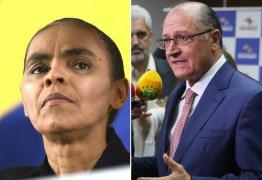 VOTO ÚTIL: Quase metade dos eleitores de Alckmin admitem mudar de candidato