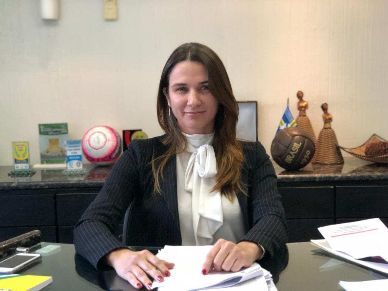 Michele Ramalho - CAOS NO FUTEBOL: Ex candidato pede anulação da eleição da FPF e que Ministério Público faça uma intervenção na entidade