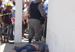 VEJA VÍDEO: após tentativa de assalto no Sertão, polícia mata um e comparsa comete suicídio