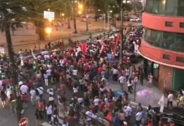 EM JOÃO PESSOA: 'CarnaVirada' reúne centenas de foliões em mobilização pró-Haddad – VEJA VÍDEOS
