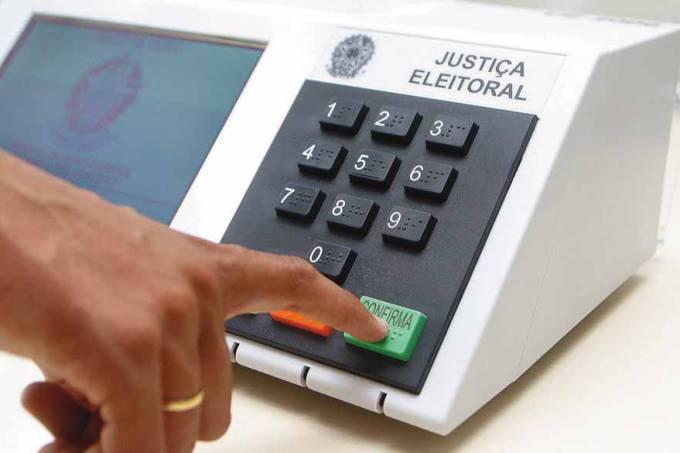 Urna eleitoral 1 - 73 presos provisórios da Paraíba estão aptos a votar domingo