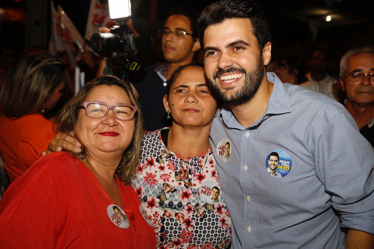 WhatsApp Image 2018 10 08 at 4.39.04 PM - Wilson Filho garante ser um deputado propositivo para honrar os mais de 31 mil paraibanos que acreditam no seu trabalho