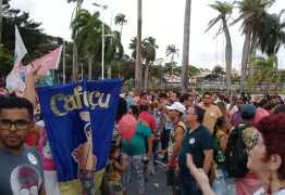 CARNA VIRADA: mobilização pró-Haddad reúne na tarde de hoje blocos de carnaval no centro de João Pessoa – VEJA VÍDEO