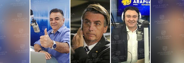 WhatsApp Image 2018 10 27 at 10.56.22 AM - A ÚLTIMA ENTREVISTA DE BOLSONARO ANTES DA ELEIÇÃO: Falando para o Arapuan Verdade ele diz tudo e fala do que fará pela Paraíba
