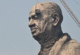 DINHEIRO GASTO: Estátua mais alta do mundo revolta agricultores
