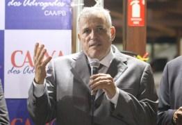 Presidente e mais candidatos às presidências nas Subseções da OAB-PB anunciam apoio à pré-candidatura de Carlos Fábio