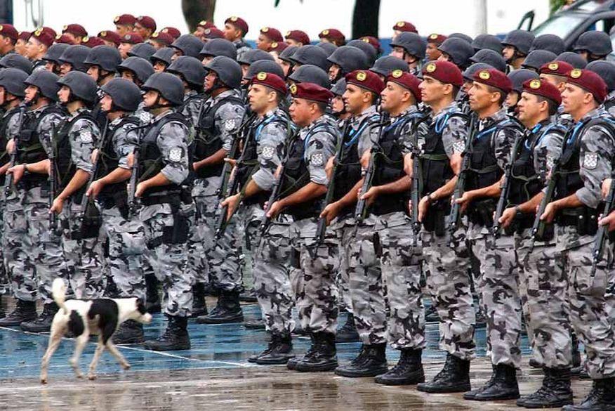 alegando insuficiencia de efetivo da policia juiza de pombal tambem solicita tropas federais - 'VOTO SEGURO': Tropas Estaduais seguem para o interior após TRE rejeitar pedido