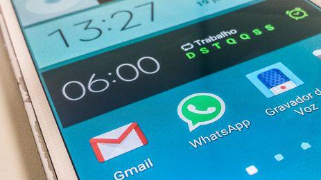 aplicativo whatsapp - PESQUISA IBOPE: 73% dizem que não receberam conteúdo no WhatsApp com ataques a candidatos