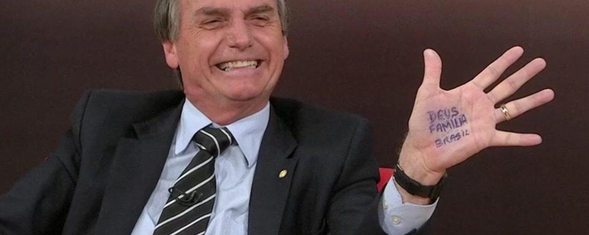 bolsonaro família - Bolsonaro critica Ricardo por defender Lula e acusa PT de inventar onda de mentiras