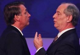 Ciro: Bolsonaro é cédula de R$ 3 e tem atestado médico falso