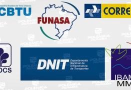 CARGOS FEDERAIS NA PARAÍBA: saiba como a eleição de Bolsonaro poderá afetar as indicações políticas no Estado