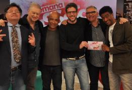 Casseta & Planeta grava piloto na RedeTV e pode voltar em 2019