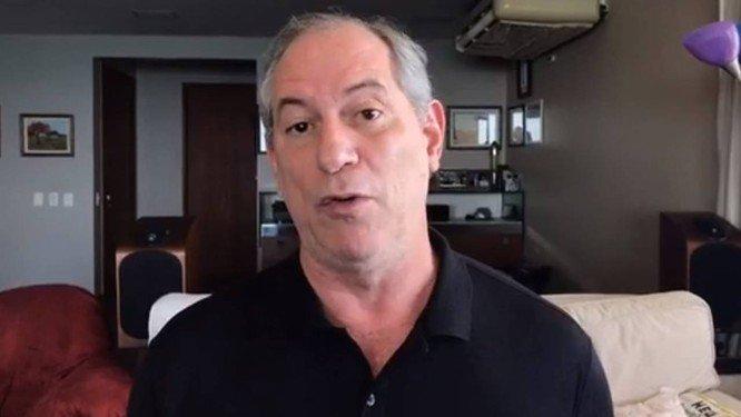 ciro gomes 1 - VEJA VÍDEO: 'A maior força política do Brasil é o anti-petismo', afirma Ciro Gomes em vídeo polêmico