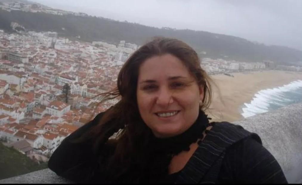 dirce - Vídeo flagra filha suspeita de matar a mãe no quarto no dia do crime: ASSISTA