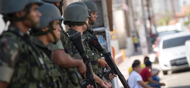 EXÉRCITO NAS RUAS: Após caos no Ceará e tiros em Cid Gome, Bolsonaro envia das Forças Armadas para reforçar segurança