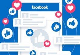 Facebook envia mensagem para brasileiros que tiveram seus dados roubados