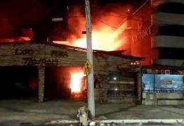 Ministério Público pede internação de suspeitos de incendiar Feira de Artesanato