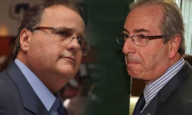 geddel e cunha - MPF denuncia Geddel, Cunha e mais 16 por fraudes na Caixa