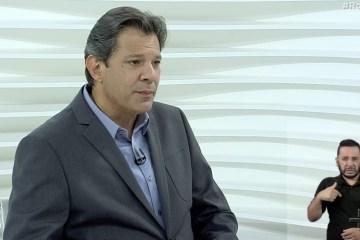 haddad 8 - DATAFOLHA NA CAPITAL PAULISTA: Bolsonaro aparece com 12 pontos à frente de Haddad, diz pesquisa
