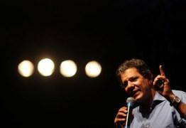 Haddad propõe regulação dos veículos de comunicação no Brasil
