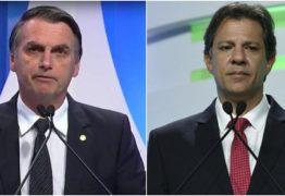 Haddad pede para que debates sejam mantidos mesmo sem Bolsonaro